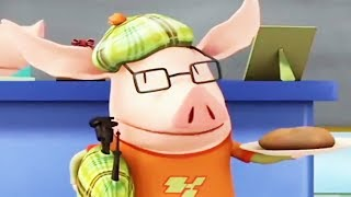 Olivia the Pig   Olivia Goes International   Olivia Full Episodes   Cartoons for Kids