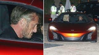 Sean Penn Leaves Tom Petty Tribute Event In $200k McLaren570 S