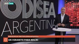 Carlos Pagni: Un veranito para Macri - Editorial - Odisea Argentina