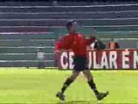 Funny Football Referee - Very Comedy