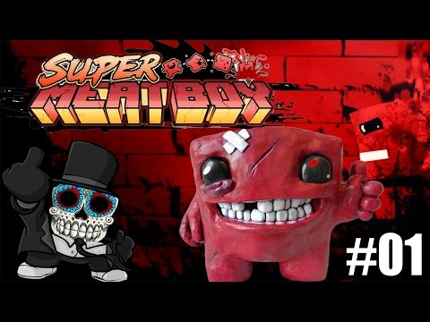 Super Meat Boy #01 | La Carnesota de Calavera