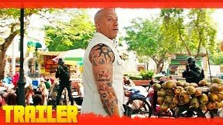 xXx 3: The Return of Xander Cage (2017) Tráiler Oficial Subtitulado