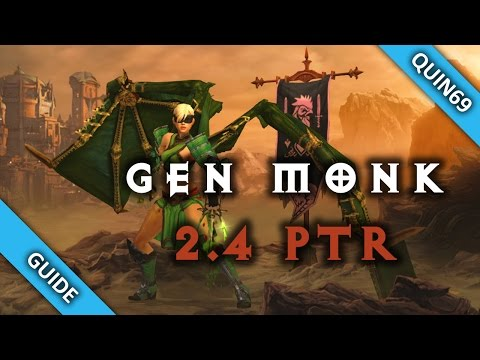 Inna's Generator Monk (GR 83+ | Patch 2.4)