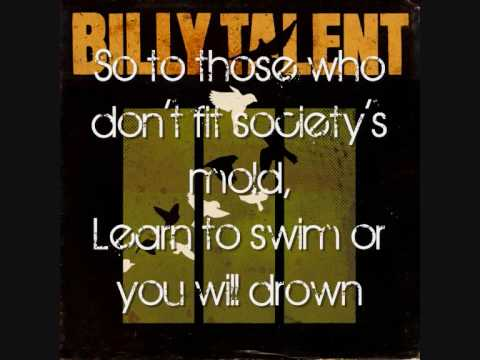 Billy Talent - The Dead Cant Testify
