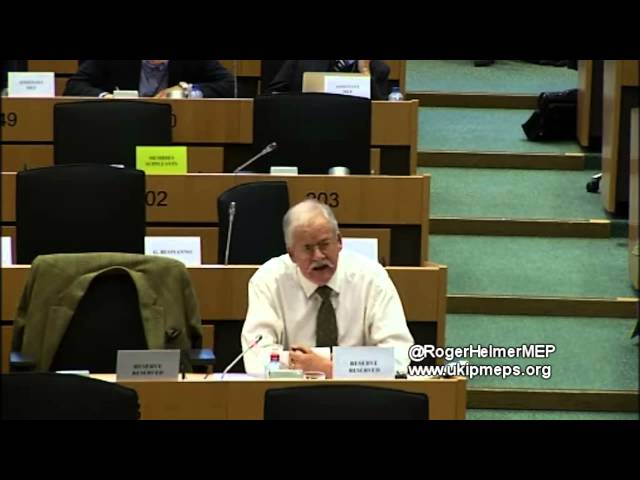 EU greenhouse market mechanism is a dog's breakfast - @RogerHelmerMEP