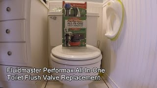 (14.3 MB) How to fix toilet leak - Fluidmaster all-in-one complete repair kit installation Mp3