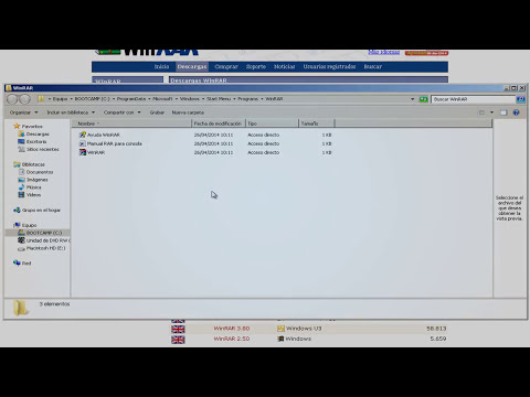 Descargar Winrar | Descargar la ultima version de Winrar