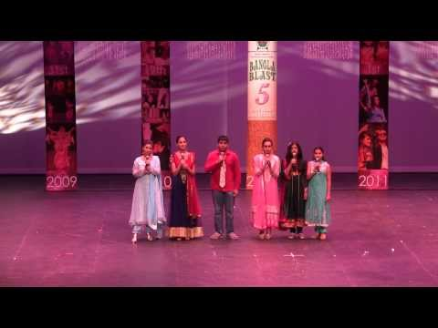 Bangla Blast 2013: Laz Group Chorus
