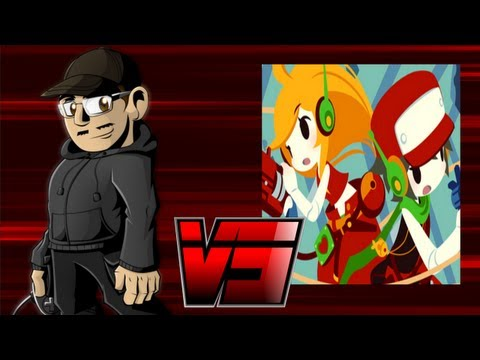 Johnny vs. Cave Story