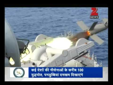 DNA: Indian Navy set to conduct International Fleet Review 2016