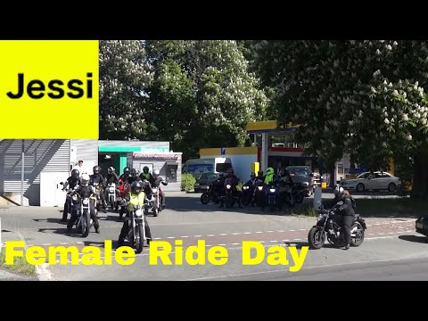 Go AZ Motorcycles International Female Ride Day ride 2014