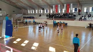 BVK Bahçelievler Voleybol - Marmara Akademi Midi Voleybol Maçı