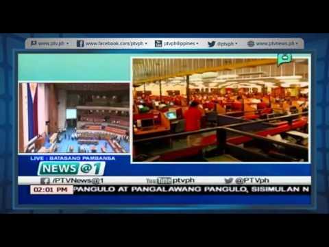 [News@1] Local telecommunication companies, bukas sa bagong DICT [05 25 16]