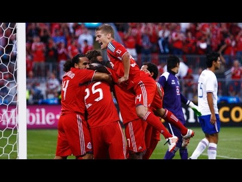 Toronto FC vs. Cruz Azul AC (CONCACAF CHAMPIONS LEAGUE)(August 17 2010)