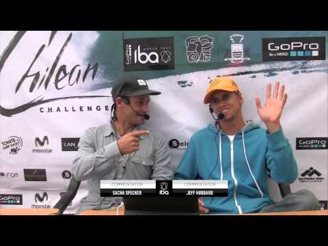 2013 GoPro IBA Arica Chilean Challenge - Heats on Demand - Trials Semi 1