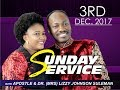 Sun. 3rd Dec. 2017 Service LIVE With Apostle Johnson Suleman thumbnail