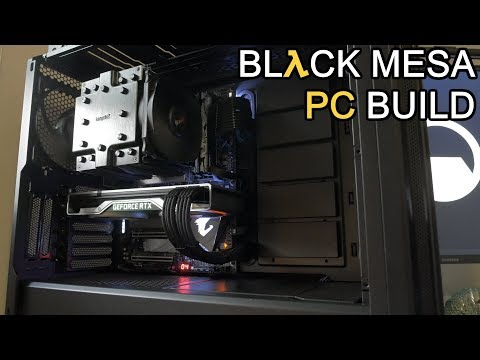 BLλCK MESA 2018 PC Build - Joker's NEW Gaming Rig