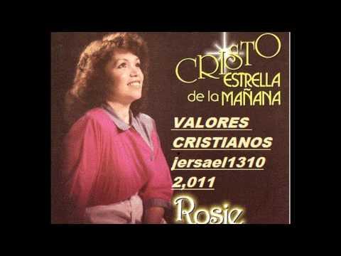 ROSY GARCIA - VALORES CRISTIANOS
