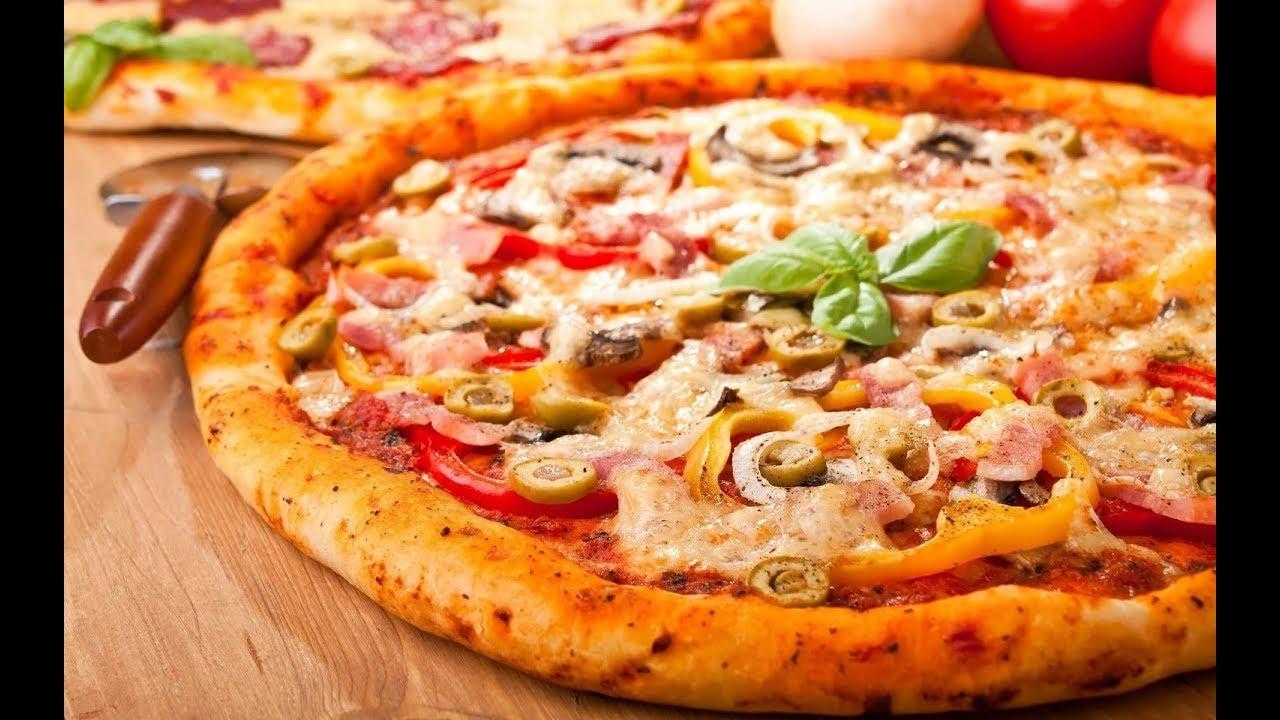 Пицца в домашних условиях для ребенка