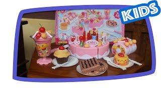 DIY Mainan Kue Ulang Tahun Birthday Cake Play Set - Today is My Birthday