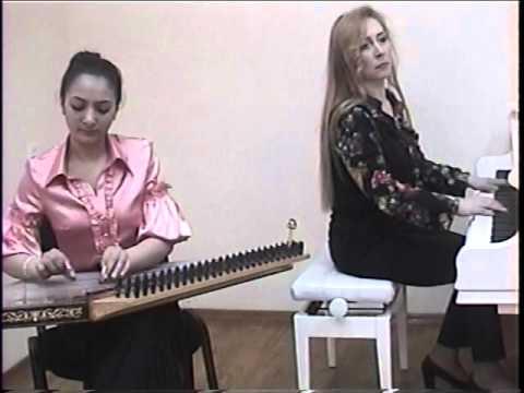 "Suleyman Alesgerov  ""Shalaxo"" (Azerbaijani folk dance)  performer : Zahra Gahramanova"