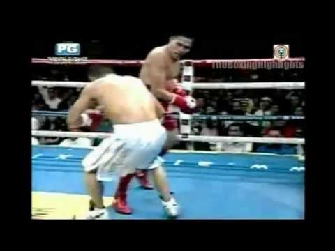 Pinoy Pride 11:Villanueva KO Ledesma in Round 1