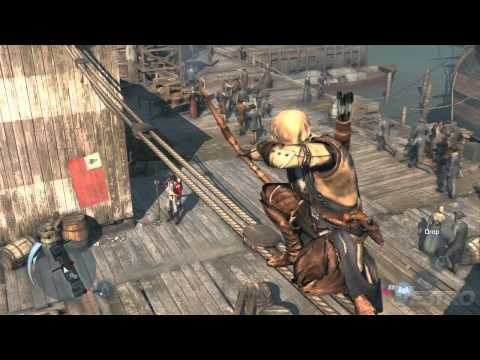 Assassins Creed 3 Episode 2 Weapons & Combat
