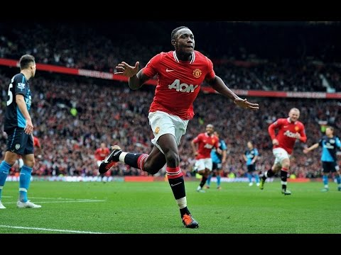 Danny Welbeck's 29 Goals For Manchester United
