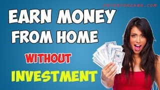 Download How To Make Money Online Work From Home Job - Day Trading With $200 To Start Day 3Gp Mp4