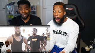 "Reacting To Duke Saying He Would ""PUNISH US"" 2vs2 Duke And ImDavisss"