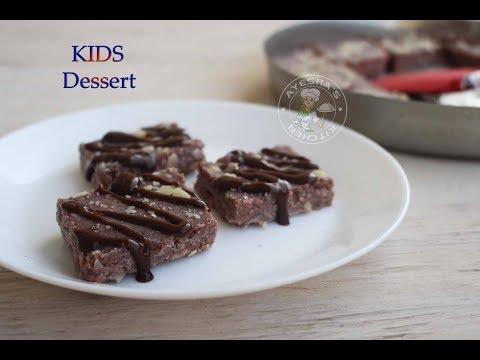 കുട്ടികൾക്ക് ഒരു ഹെൽത്തി ഡെസ്സേർട്  || Ragi dessert