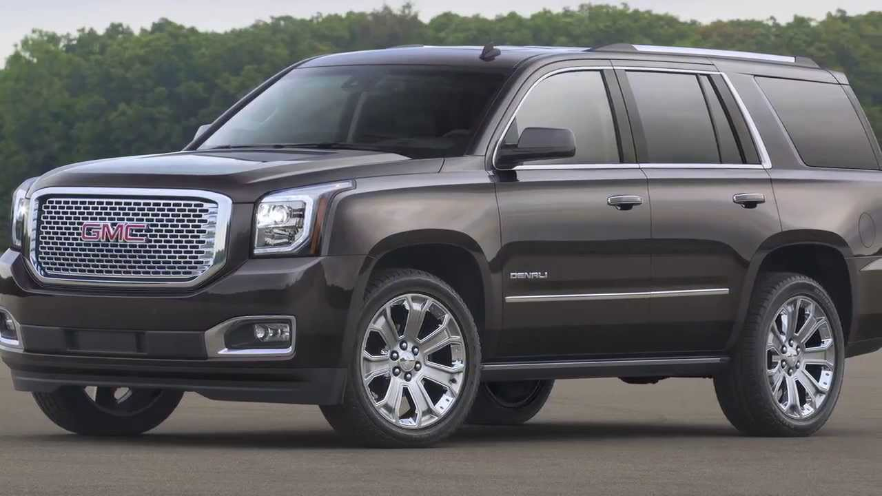 look inside 2015 gmc yukon denali youtube. Black Bedroom Furniture Sets. Home Design Ideas