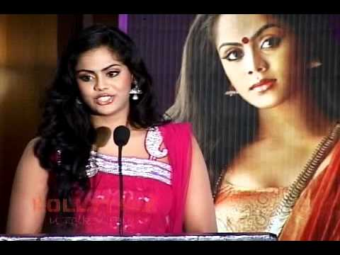 Actress Karthika Press Meet video