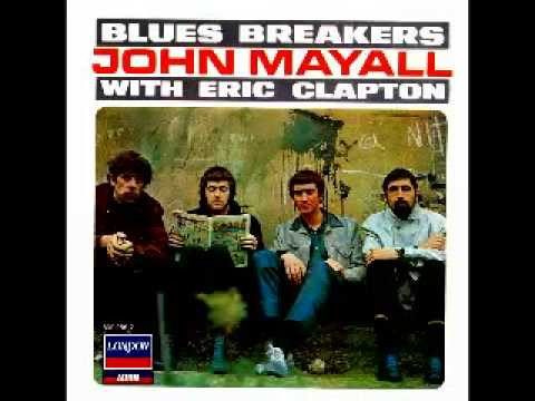 John Mayall And The Bluesbreakers - Little Girl