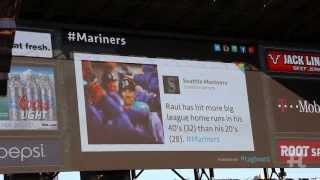 Tagboard Case Study: The Seattle Mariners