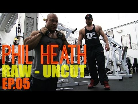 Six Pack Ab Workout with 4x Mr. Olympia Phil Heath