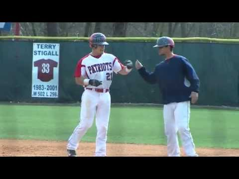 University of the Cumberlands - Baseball vs. Shawnee State University 2014