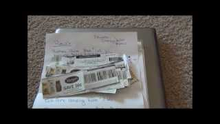 How to use coupons ~ How I get ready to shop with coupons !!