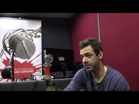 Chrysostomos Loukas - Editor Radio Stokokkino about the medial situation in Greece (03.07.2015)