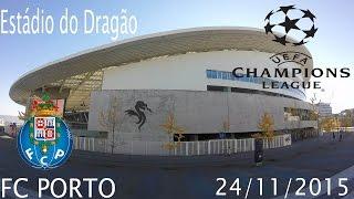 FC Porto vs Dynamo Kyiv 0 2 - Champions league 24/11/2015 - Before starting