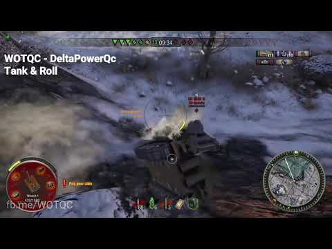 WOTQC - DeltaPowerQc - World of Tanks Xbox - Tank & Roll
