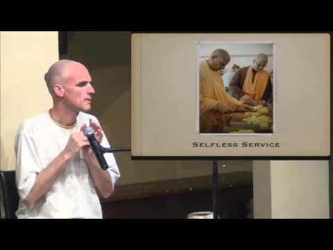 The Role of Empowerment in Devotional Service by HG Navina Nirada Prabhu, 04-15-15