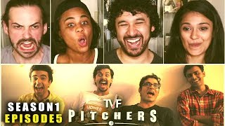 SERIES REVISIT: TVF PITCHERS | S1E5 | Greg, John, Cort & Sharmita!