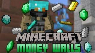 Dansk Minecraft - Money Walls: VI ER DE BÆSTE! #5
