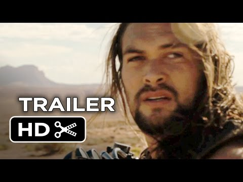Road to Paloma Official Trailer #1 (2014) - Jason Momoa Movie HD