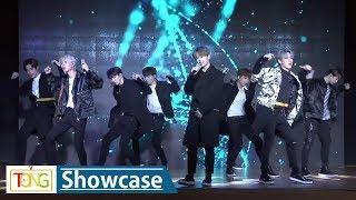 NOIR(느와르) '그사이에' Showcase Stage (쇼케이스, GANGSTA, 갱스터, PRODUCE 101, 김연국, 남윤성, 유호연)