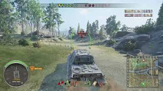 World of Tanks Xbox one Jagdtiger 3 Kills (Platinum League)