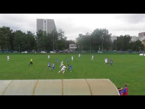 Sestřih branek U14 FCB - Vítkovice