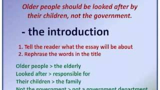 Framework essay writing image 3