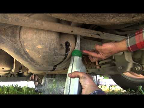 Замена масла в заднем мосту Grand Starex - Video izle - Biortam.com BiVideo Arama Motoru
